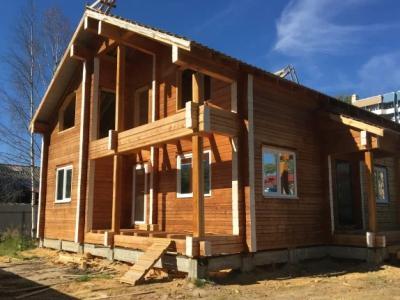 МечтаСтрой - деревянные дома